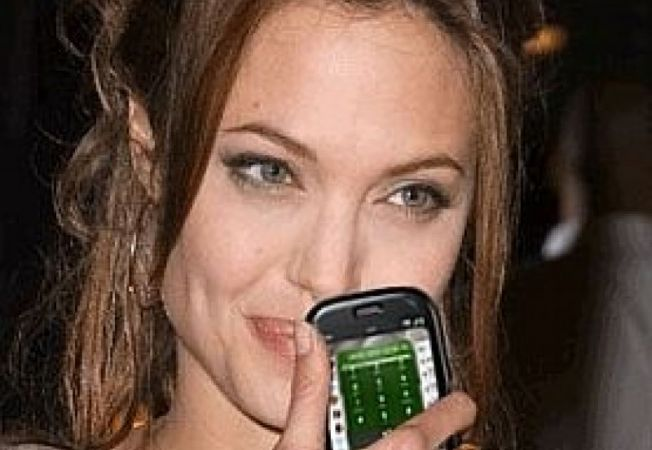 Angelina Jolie Palm pre