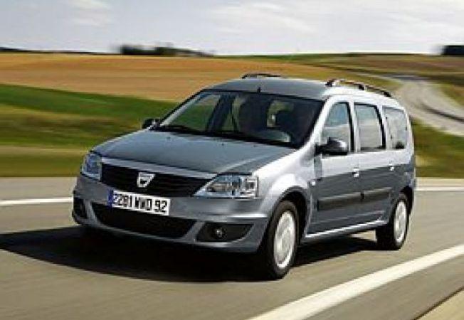 Dacia-Franta