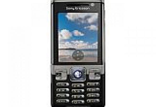 Sony Ericsson C702 A