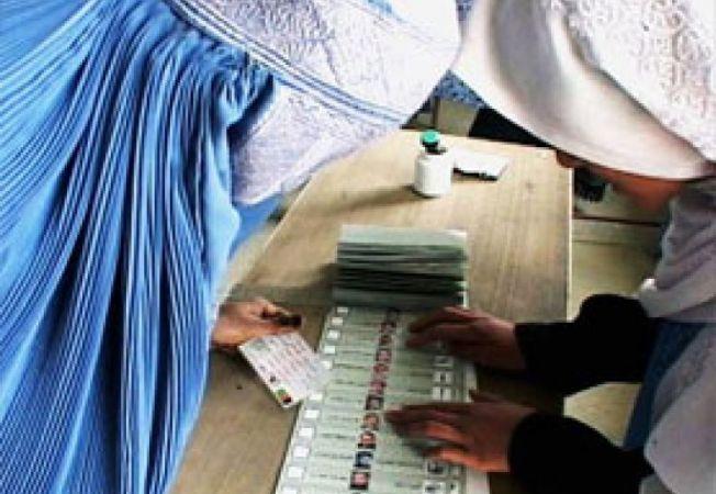 alegeri afganistan