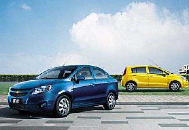 Chevrolet-Sail-china