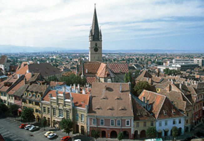 Sibiu panorama