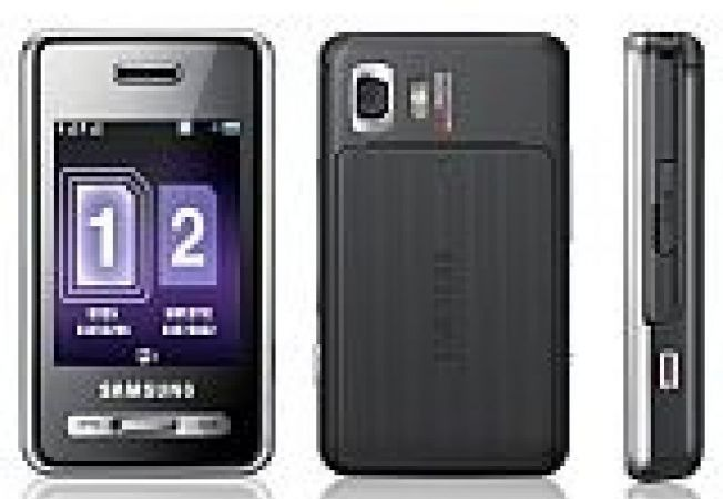 Samsung D980 Isis