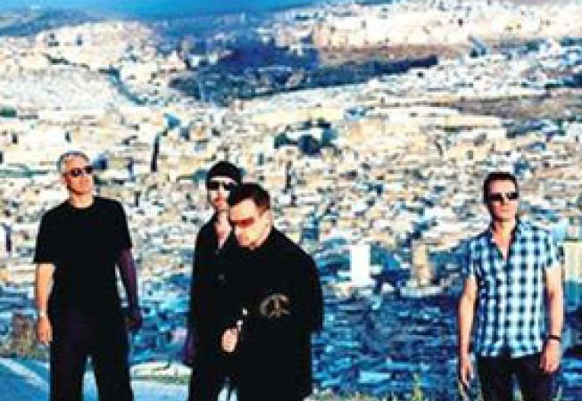 U2 la Paris