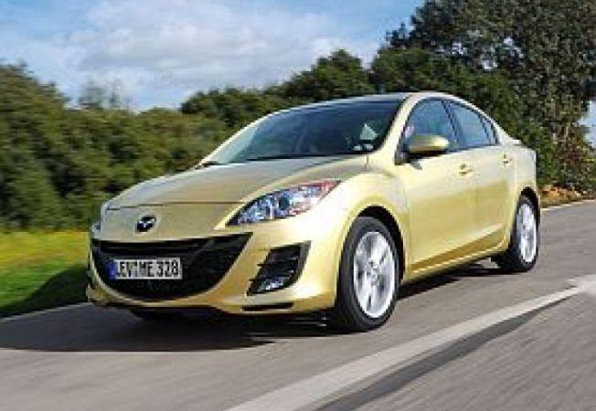 Mazda3 Europa