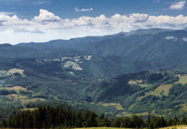 Munte Rusu Romania