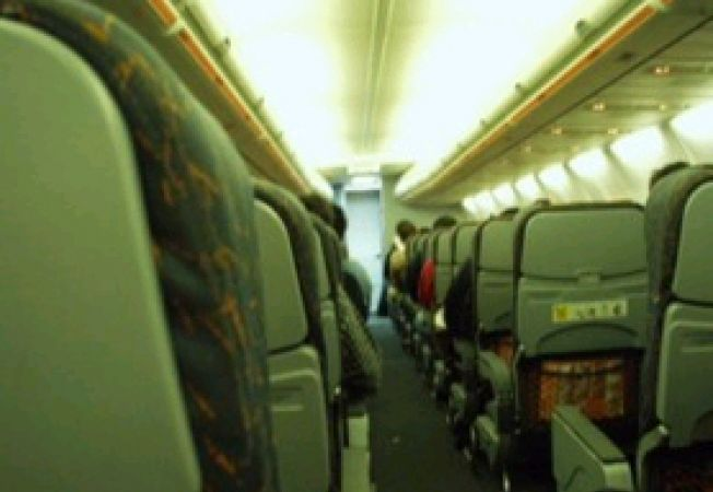avion low cost interior