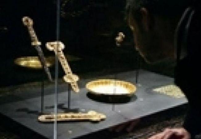 Aur de Bactria