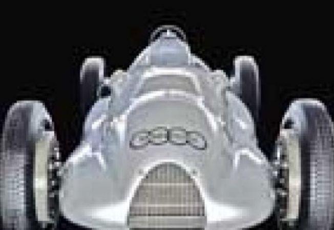 Auto Union D-Types
