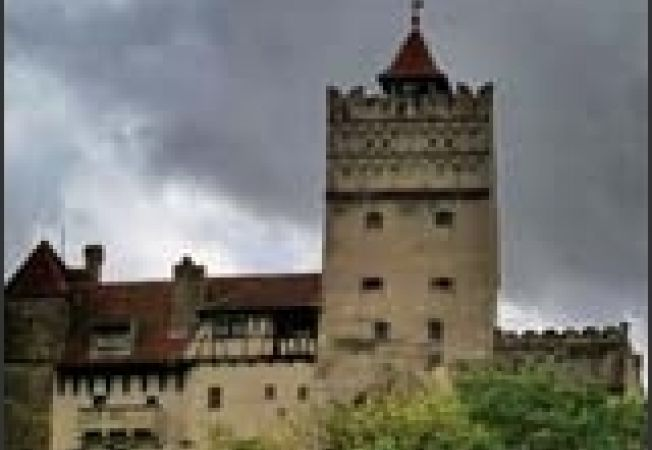 Branul, castel