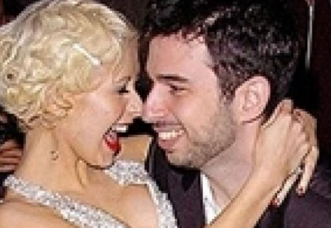 Christina Aguilera si sotul ei Jordan Bratman