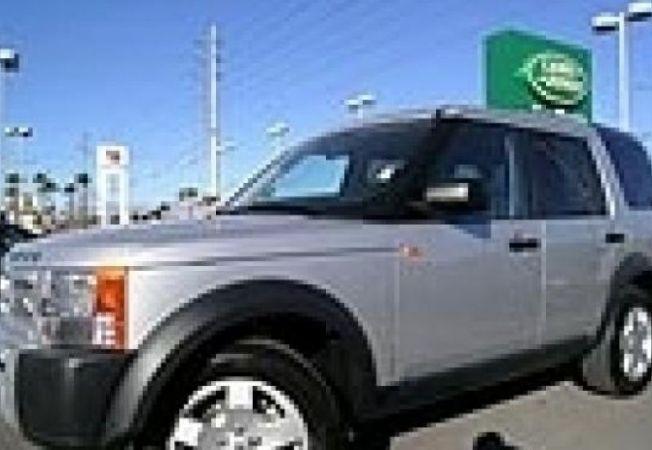 Land Rover LR3 SUV