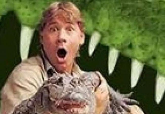 Steve Irwin,
