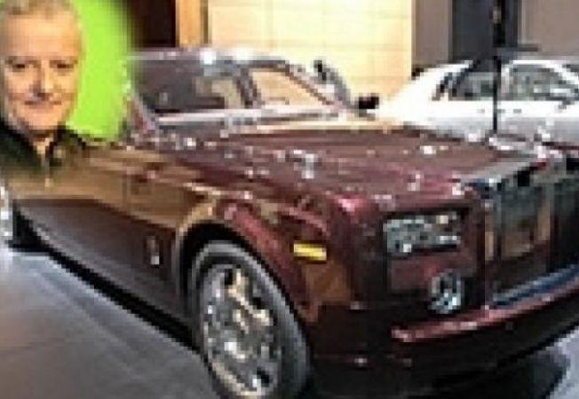 Rolls Royce Phantom EWB columbeanu
