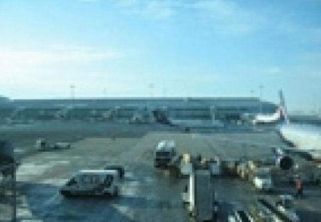 Ruzyne aeroport