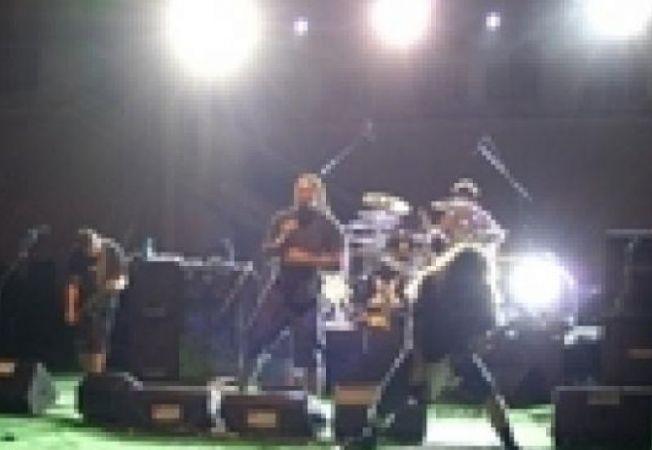Sepultura concert Bucuresti