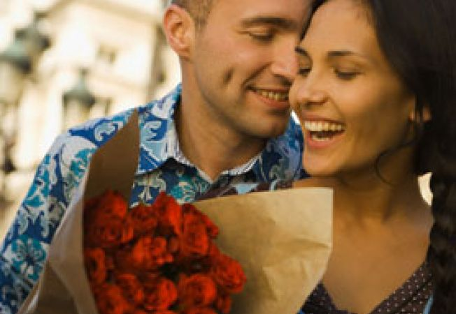 Cuplu romantic