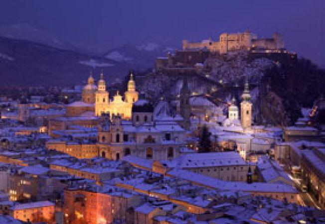 Salzburg iarna