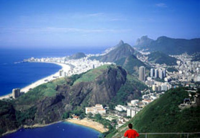 Brazilia panorama