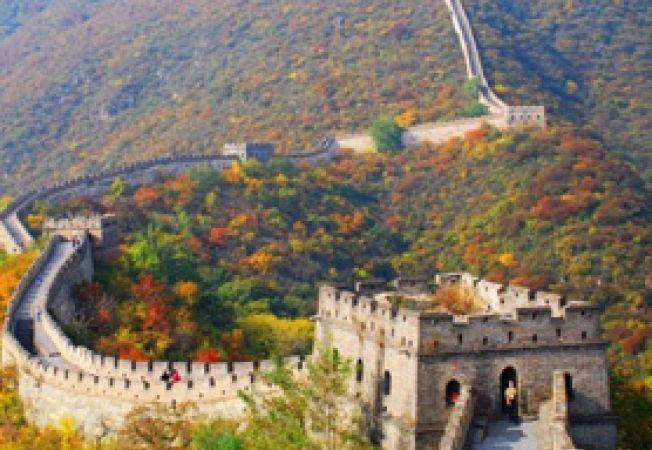 Marele Zid Chinezesc, toamna