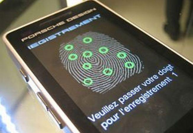 Sagem-fingerprint-Android