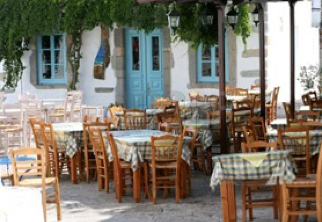 taverna, Grecia