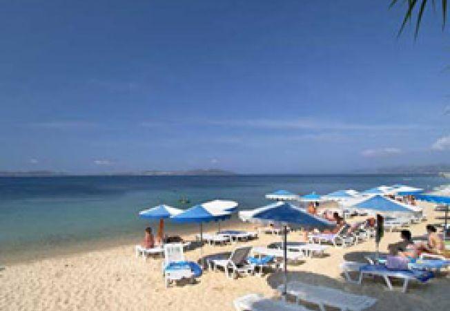 Halkidiki plaja