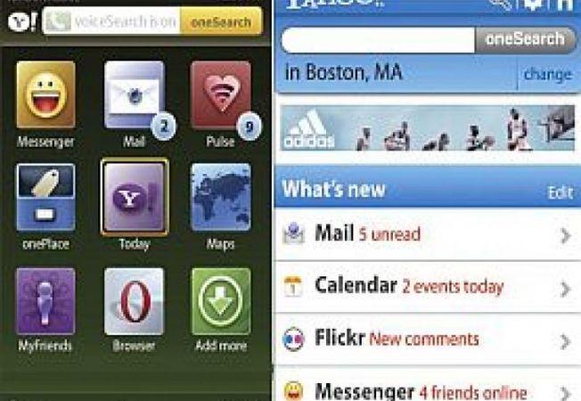 Yahoo! Mobile
