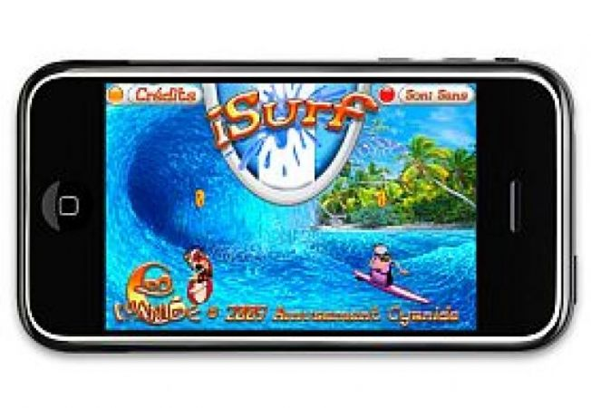 iSurf-iPhone