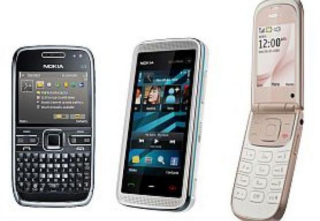 Nokia-E72-Nokia-5530-XpressMusic-3710-fold-Official