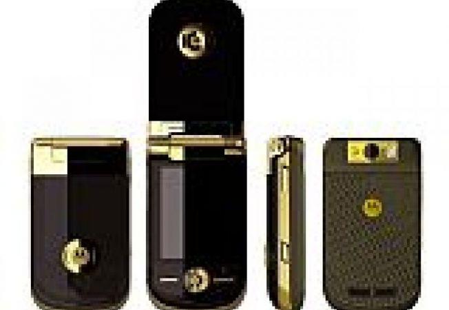 Motorola MING A1600 Aur