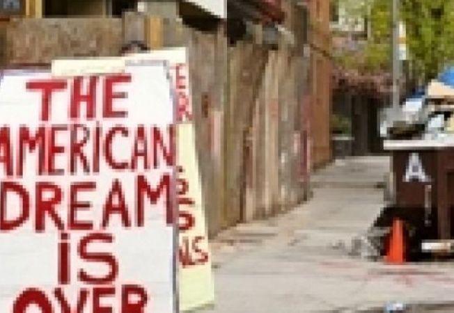 american dream over