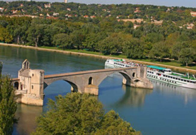 Avignon, pod
