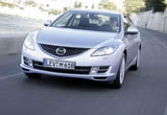 Noua Mazda 6