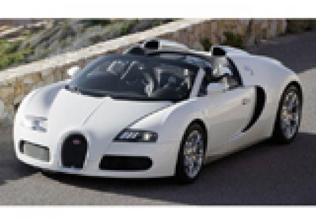 Bugati Veyron Grand Sport