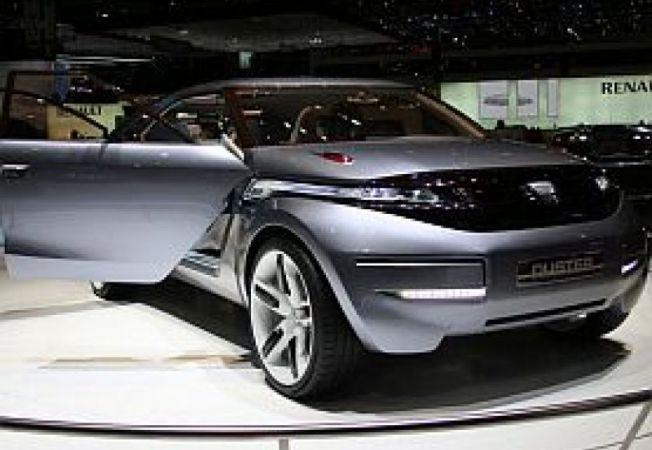 Dacia Duster pe viu