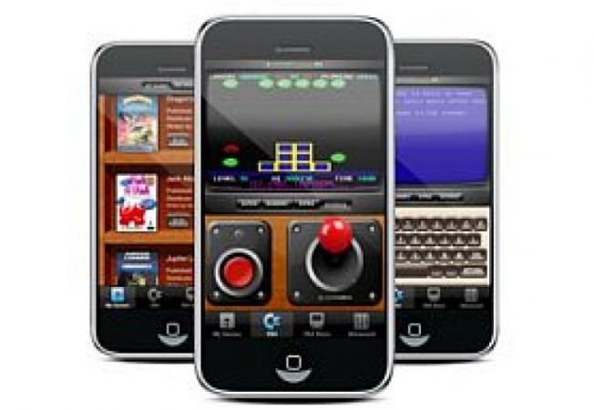 iPhone-Commodore-64-emulator