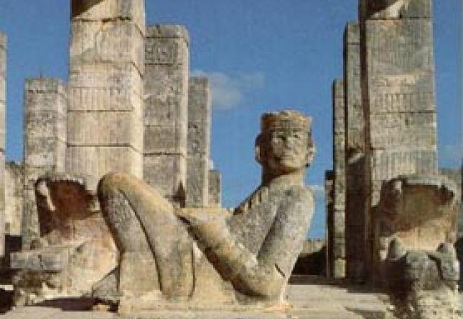 Templu mayas Chichen Itza