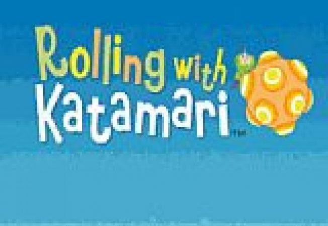 Rolling with Katamari