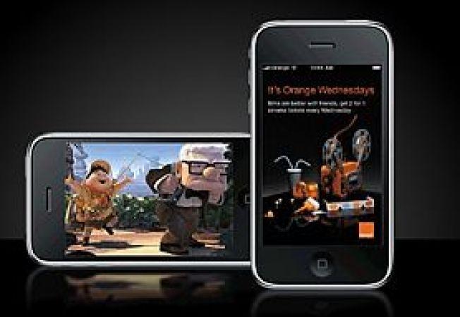 iPhone-Orange-App