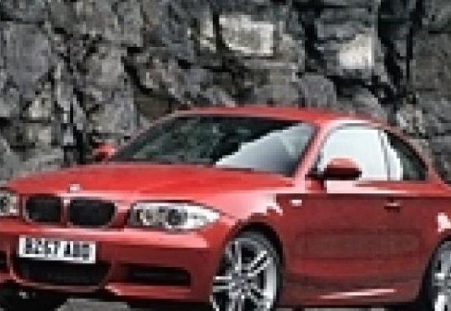BMW Seria 1 Coupe