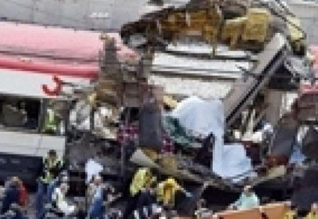 bomba spania tren el pajo