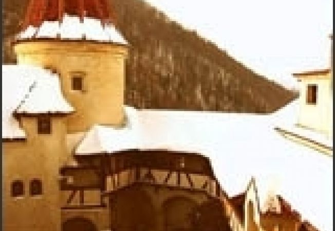 bran iarna curte castel