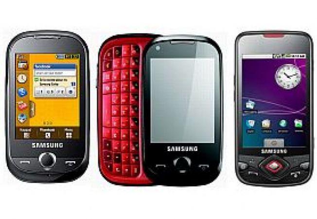 Samsung-Corby-CorbyPRO-Spica-CES2010