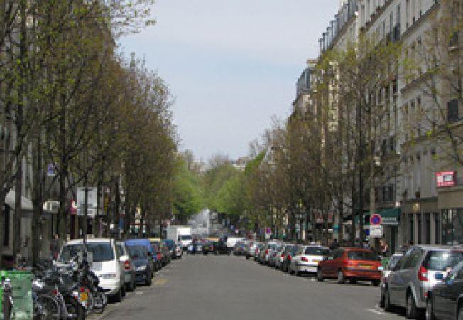 strada Paris