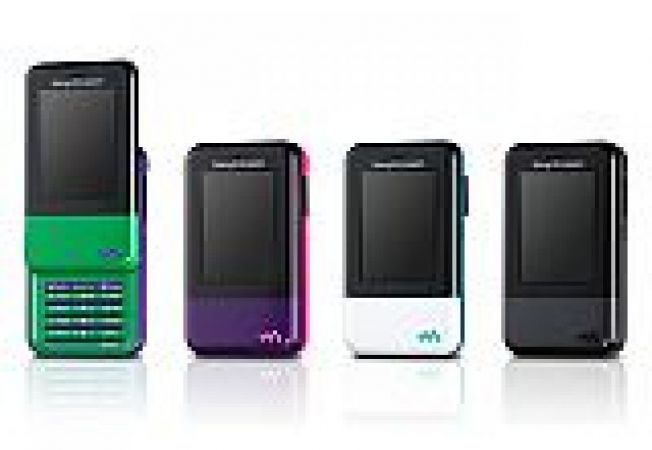 Sony Ericsson Xmini Walkman
