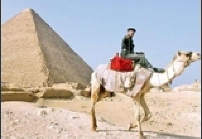 cairo, piramide