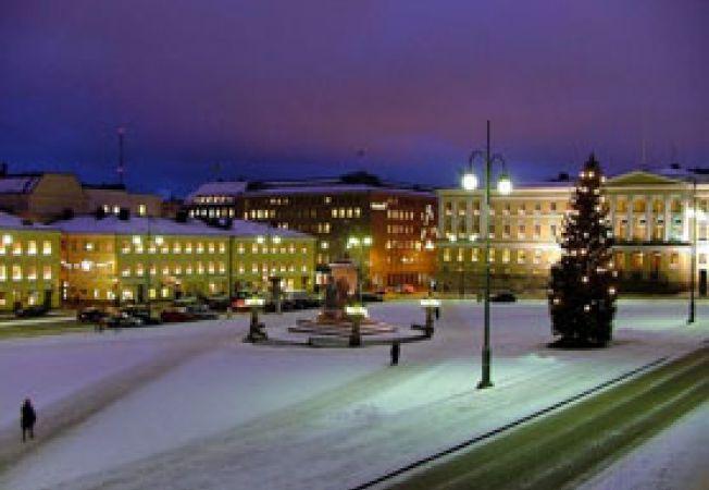 Piata Senatului Helsinki