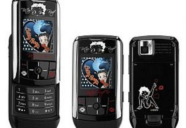 Samsung Betty Boop