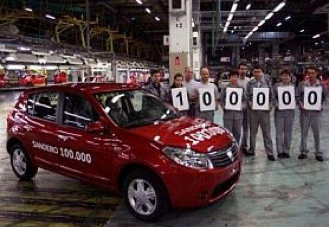 Dacia-Renault-Germania